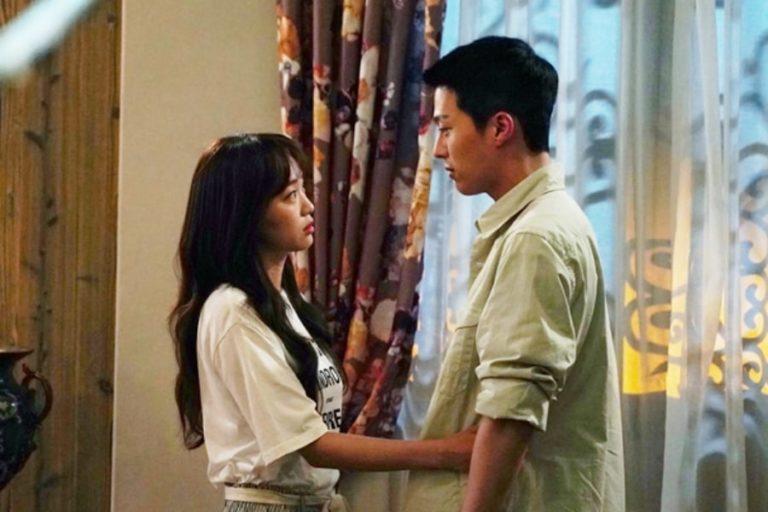 "Jang Ki Yong se queda con Jin Ki Joo para protegerla en ""Come And Hug Me"""