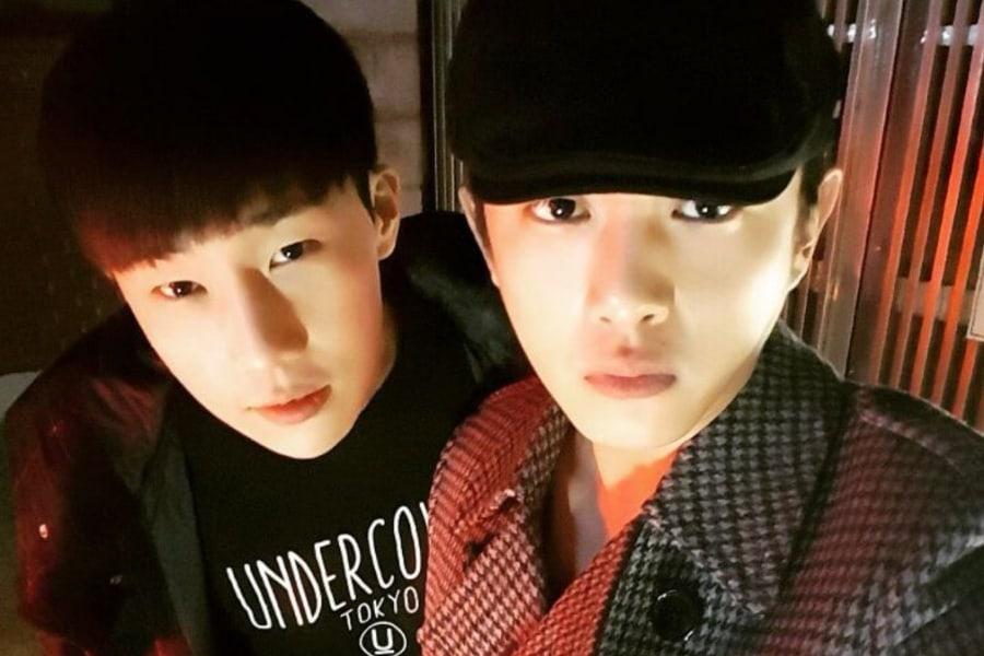 Kim Min Suk comparte una dulce publicación de Instagram sobre cuánto extraña a Sunggyu de INFINITE