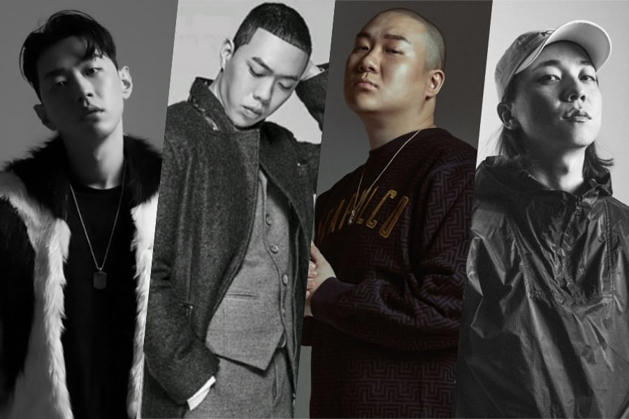 "Gray, BewhY, Deepflow y Nucksal confirmados como productores para ""Show Me The Money 777"""