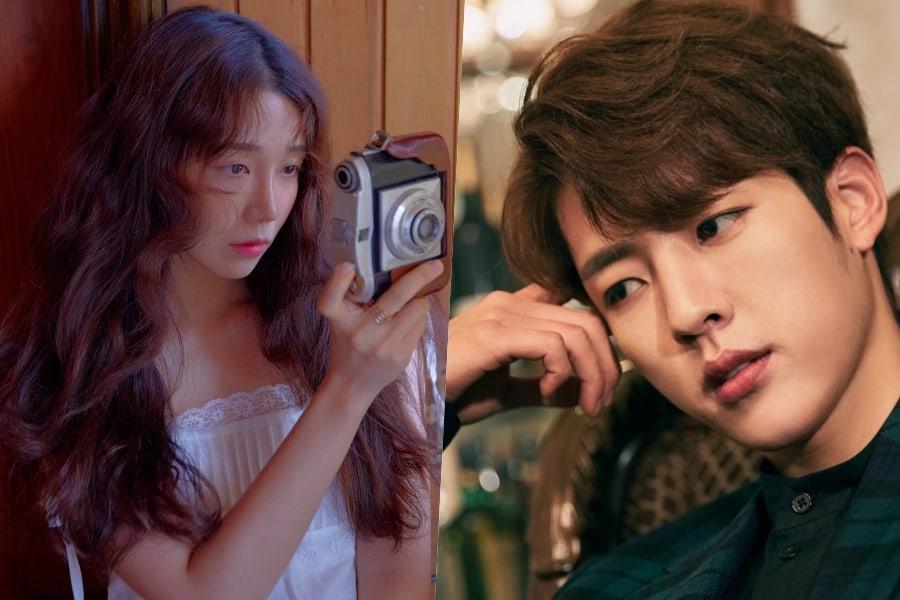 Jung Eun Ji de Apink y Sungyeol de INFINITE realizarán su debut cinematográfico