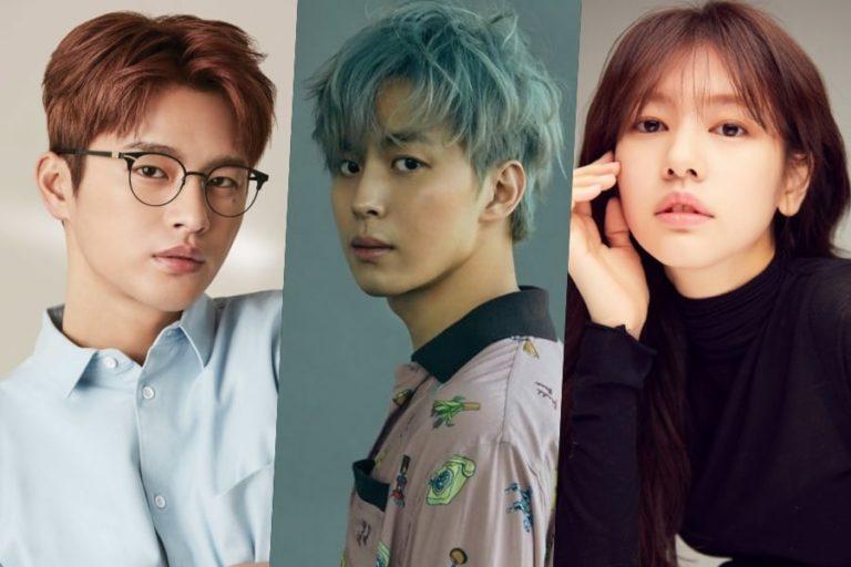 Se confirma que Hongbin de VIXX se unirá a Seo In Guk y Jung So Min en próximo drama de tvN