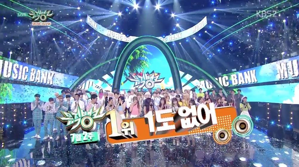 """Apink logra su 3ª victoria por """"I'm So Sick"""" en """"Music Bank"""". Actuaciones de TWICE, NU'EST W y más"""