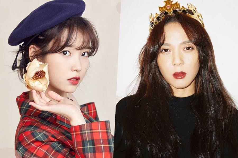 IU realiza una aparición sorpresa en el concierto de Yoon Mi Rae y hablar sobre su amistad