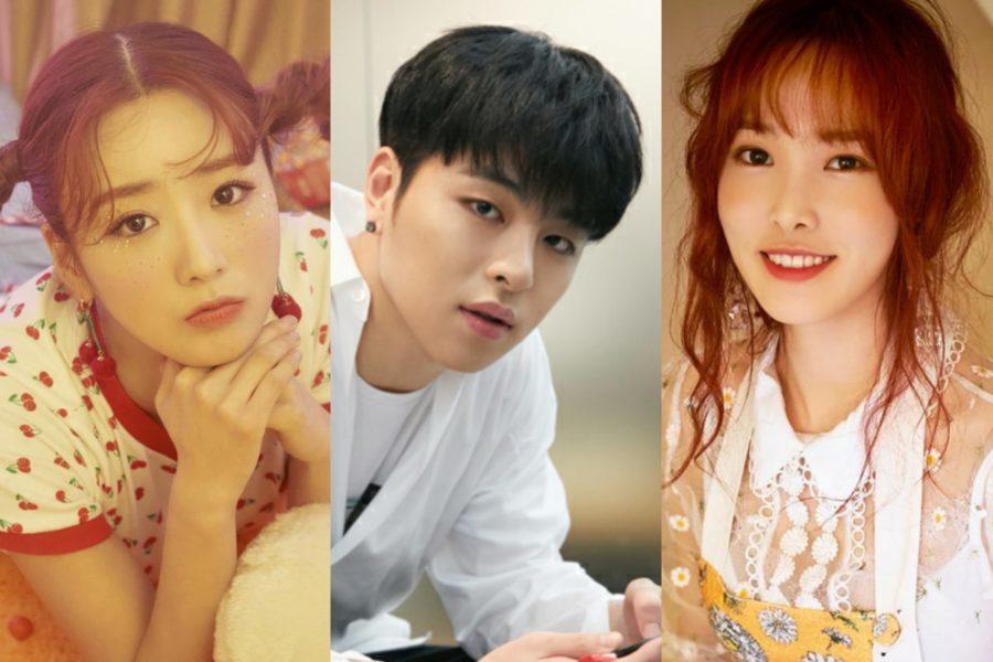 """Bomi de Apink, Junhoe de iKON, Yuju de GFRIEND y más estarán en """"Unexpected Q"""""""