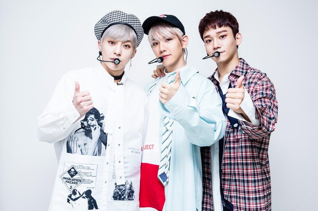 EXO-CBX anuncia su primera reunión con fans coreana