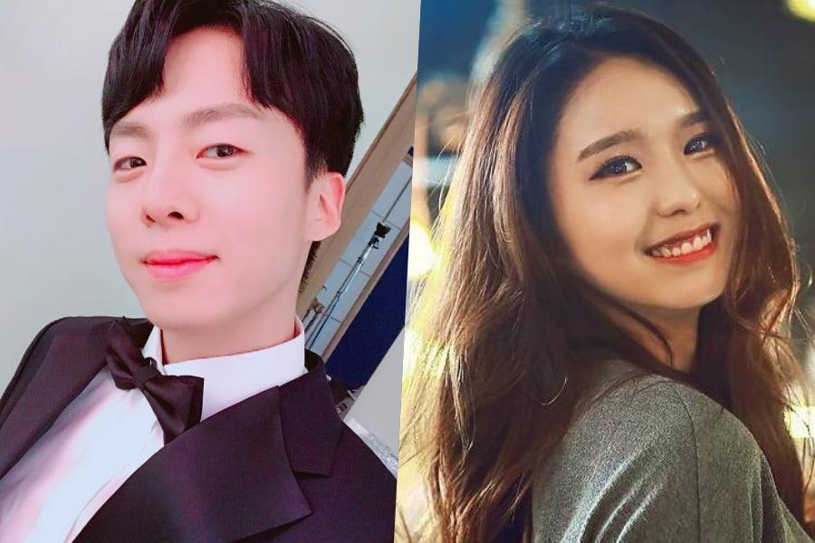 Se casan P-Goon, ex miembro de ToppDogg, y Yumin, ex miembro de Rania