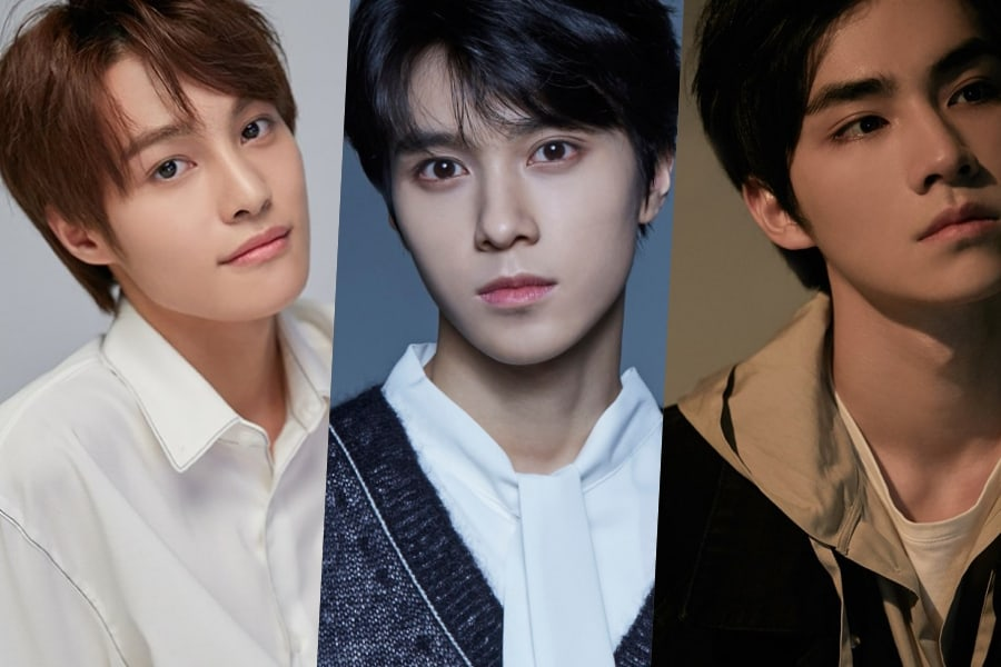 SM Entertainment anuncia a 3 nuevos aprendices masculinos para SM Rookies