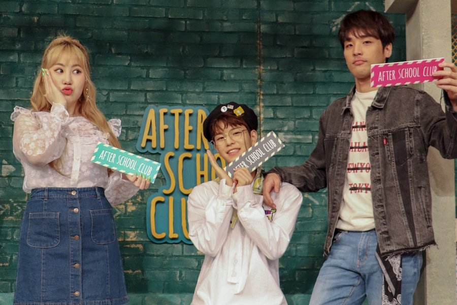 "Seungmin de Stray Kids y Han Hee Jun anunciados como nuevos MCs de ""After School Club"""
