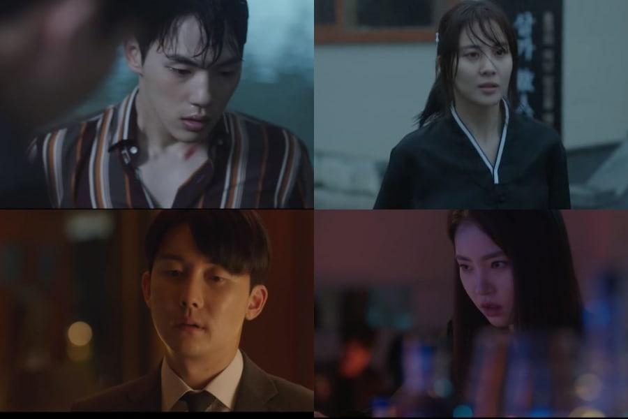 "Kim Jung Hyun, Seohyun, y más se enfrentan a la muerte en un oscuro teaser para ""Time"""