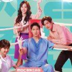 """""""Risky Romance"""" revela coloridos y divertidos pósters oficiales y tabla de relaciones de sus personajes"""