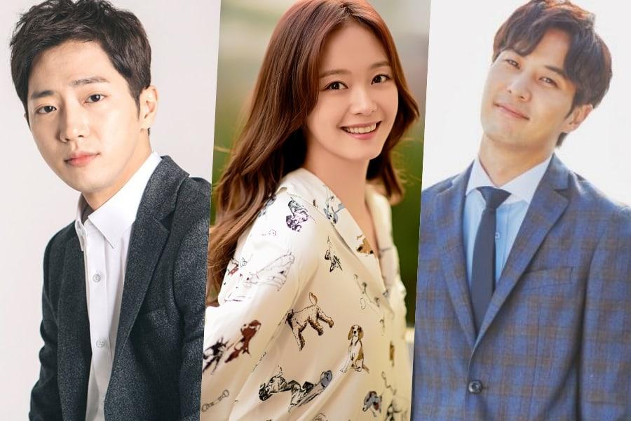 Lee Sang Yeob confirmado para nuevo drama + Jun So Min y Kim Ji Suk están en conversaciones para unirse
