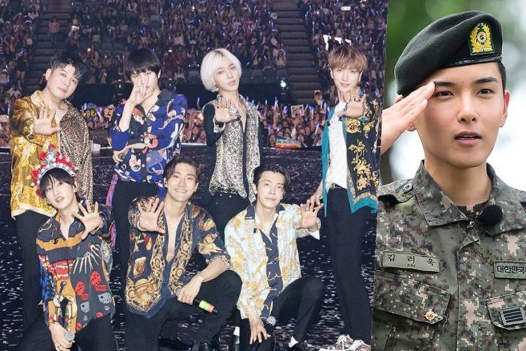 Super Junior revela que ha filmado MV de regreso en Macao con Ryeowook; Heechul no participará debido a su salud