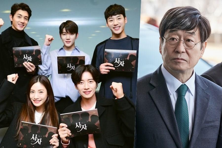 """Se informa que Kim Chang Wan deja """"Four Sons"""" debido a problemas de contrato + La compañía de producción responde"""