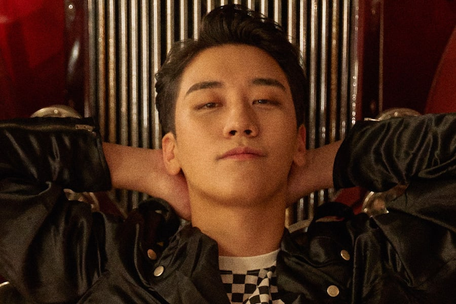 Seungri de BIGBANG obtiene excelentes resultados en los charts internacionales de álbumes de iTunes con su álbum en solitario