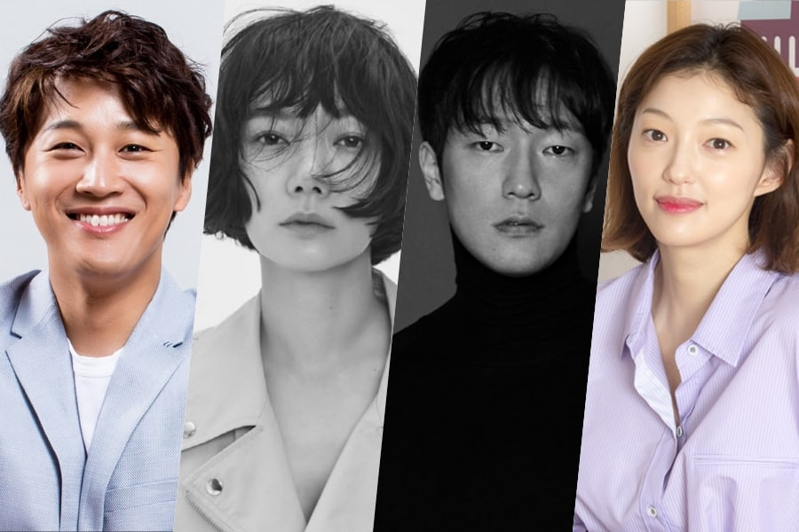 Cha Tae Hyun, Bae Doona, Son Seok Gu y Lee El son confirmados para nuevo remake de drama