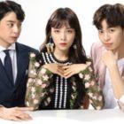 """Hyun Woo, Yoon So Hee y Hongbin de VIXX listos para embrujar a los espectadores en póster para """"Witch's Love"""""""