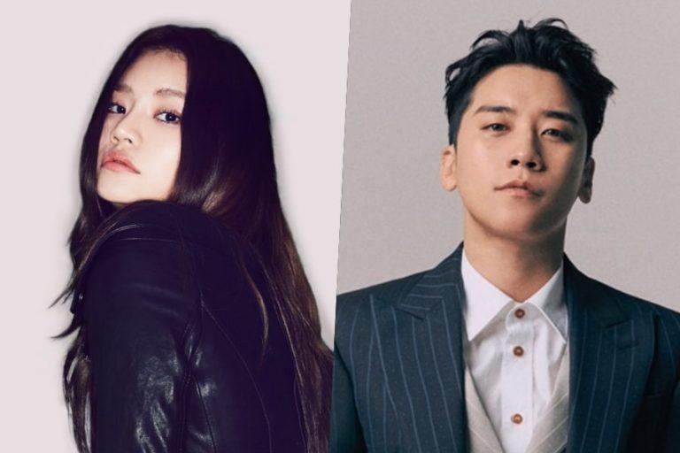 Anda firma con YGX Entertainment, agencia subsidiaria de YG dirigida por Seungri de BIGBANG