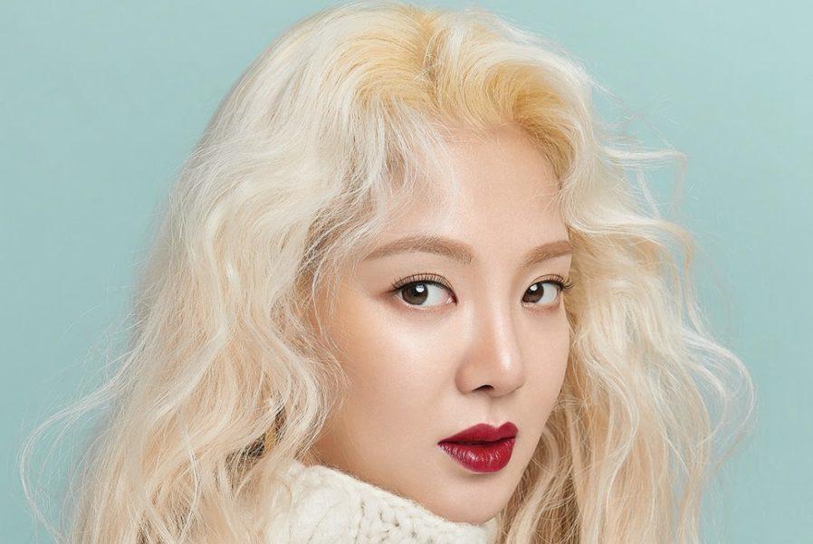 Hyoyeon de Girls' Generation habla sobre trabajar como DJ y renovar contrato con SM Entertainment