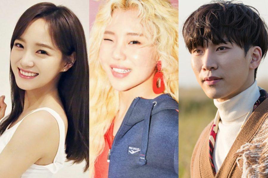 """Kim Sejeong de gugudan, JooE de MOMOLAND, Eunkwang de BTOB y más serán invitados en """"Unexpected Q"""""""