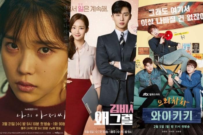 7 K-Dramas del 2018 que no te debes perder