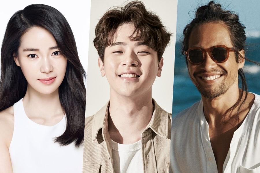 """Lim Ji Yeon en conversaciones para unirse a Park Jung Min y Ryu Seung Bum en """"Tazza 3"""""""