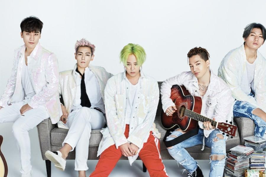 Seungri de BIGBANG dice que extraña a sus compañeros de grupo + Les escribe una carta