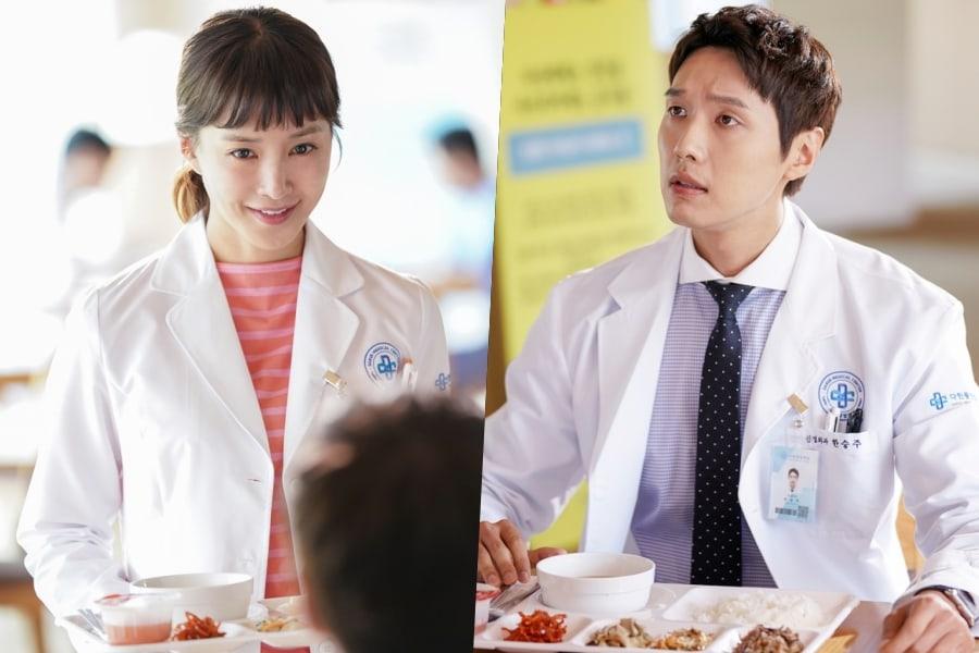 """Lee Si Young y Ji Hyun Woo se enfrentan en """"Risky Romance"""""""