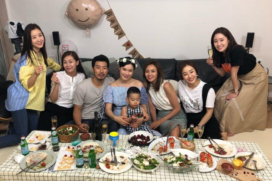 """Kahi sorprende con un baby shower en """"The Return Of Superman"""" + Yano Shiho hace una aparición especial"""