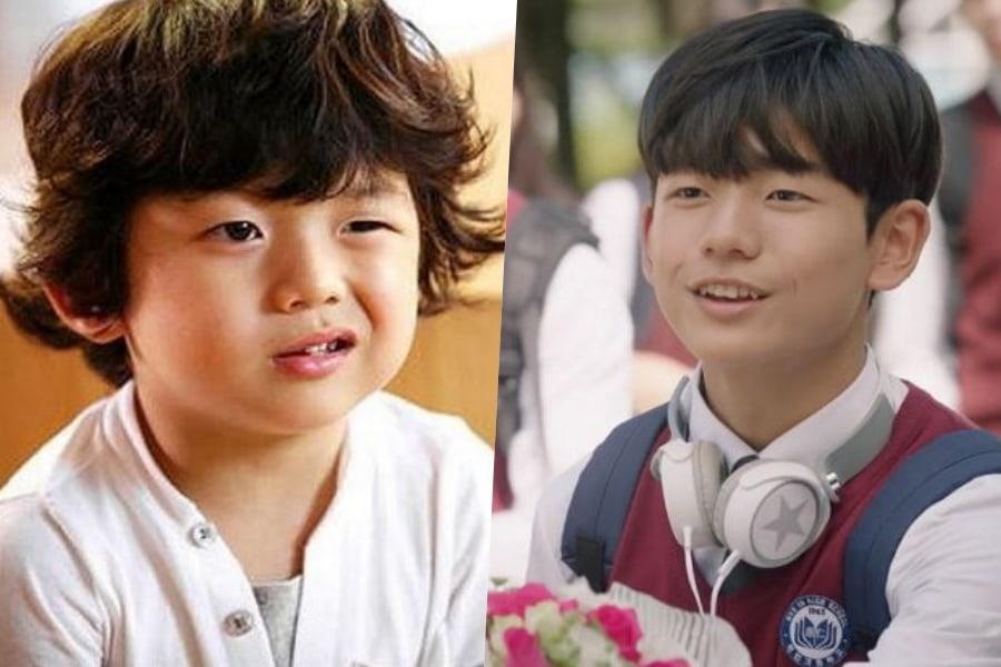"""El actor infantil Wang Suk Hyun realiza una aparición cameo en """"30 But 17"""""""