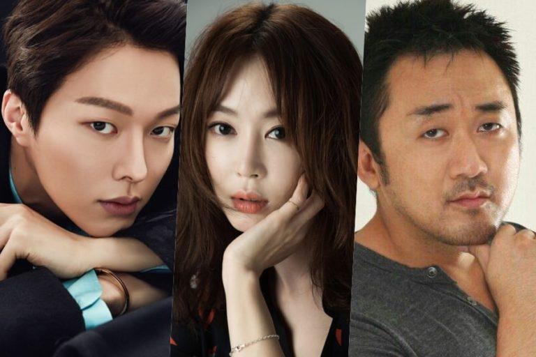 """Jang Ki Yong, Kang Ye Won, Ma Dong Seok y más protagonizarán """"Bad Guys: The Movie"""""""