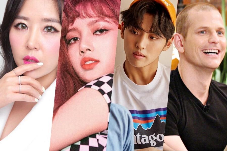 """Lisa de BLACKPINK, Hongseok de PENTAGON y más, confirmados para la primera alineación de """"Real Men 3"""""""