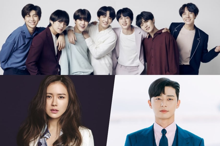 Los coreanos votan por los mejores ídolos, actores y dramas de la 1ª mitad de 2018