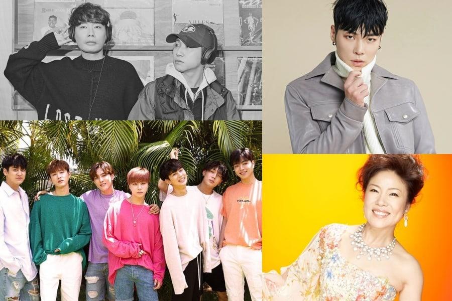 tvN lanzará nuevo programa de variedades y música con una primera alineación que incluye a iKON, Wheesung y más