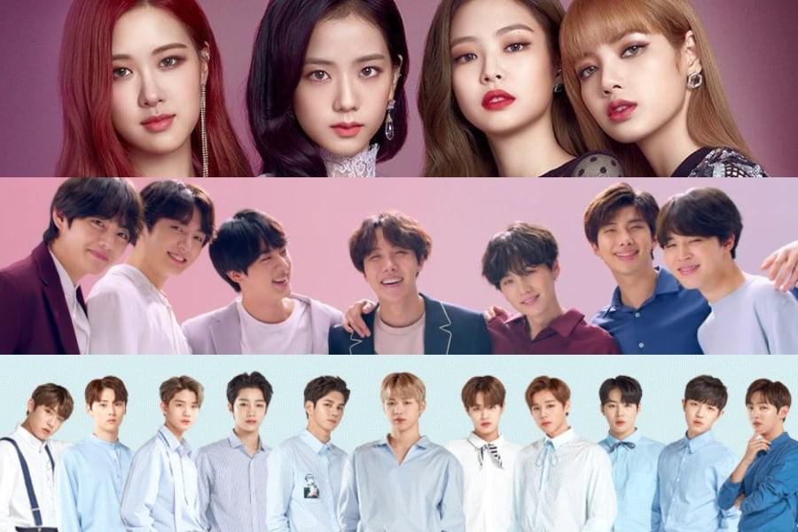 Se revela el ranking de reputación de marca de cantantes para el mes de julio