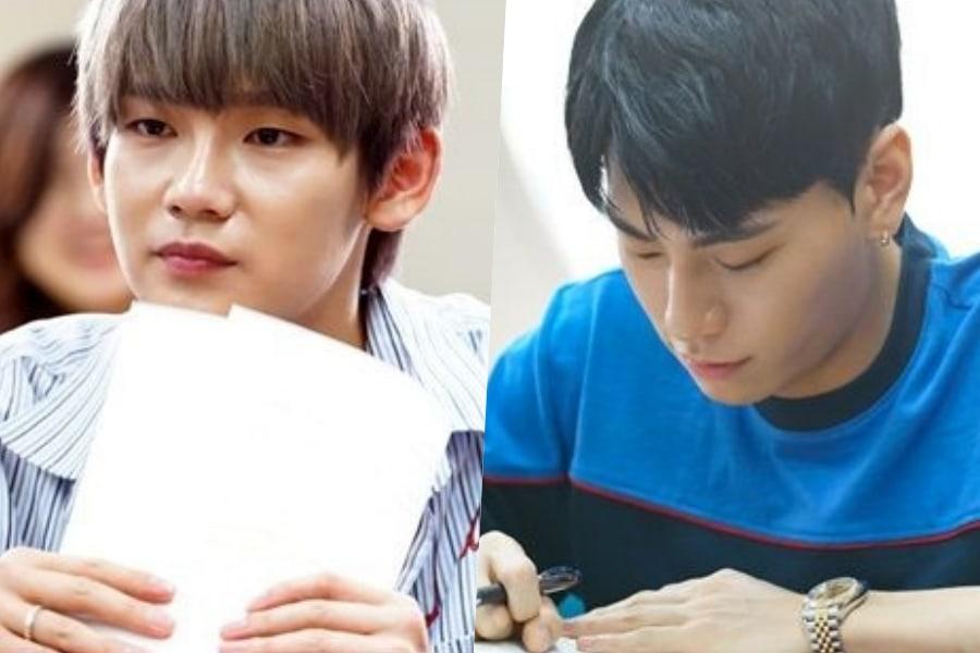 Kenta y Kim Sang Gyun asisten a la primera lectura para el próximo drama web