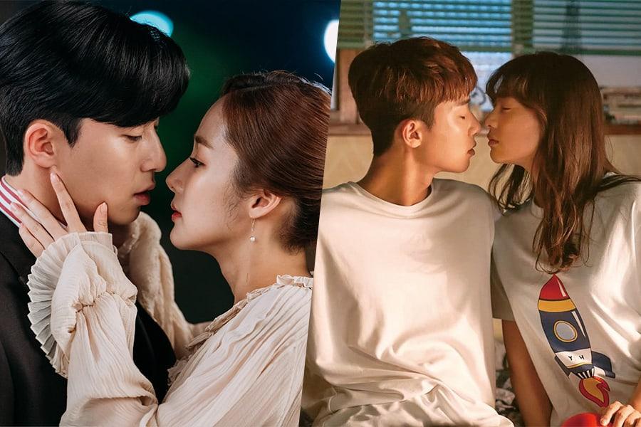 7 veces Park Seo Joon nos bendijo con increíbles escenas de besos