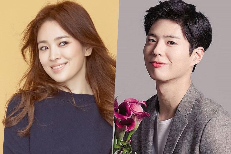 El próximo drama de Song Hye Kyo y Park Bo Gum saldrá al aire en tvN