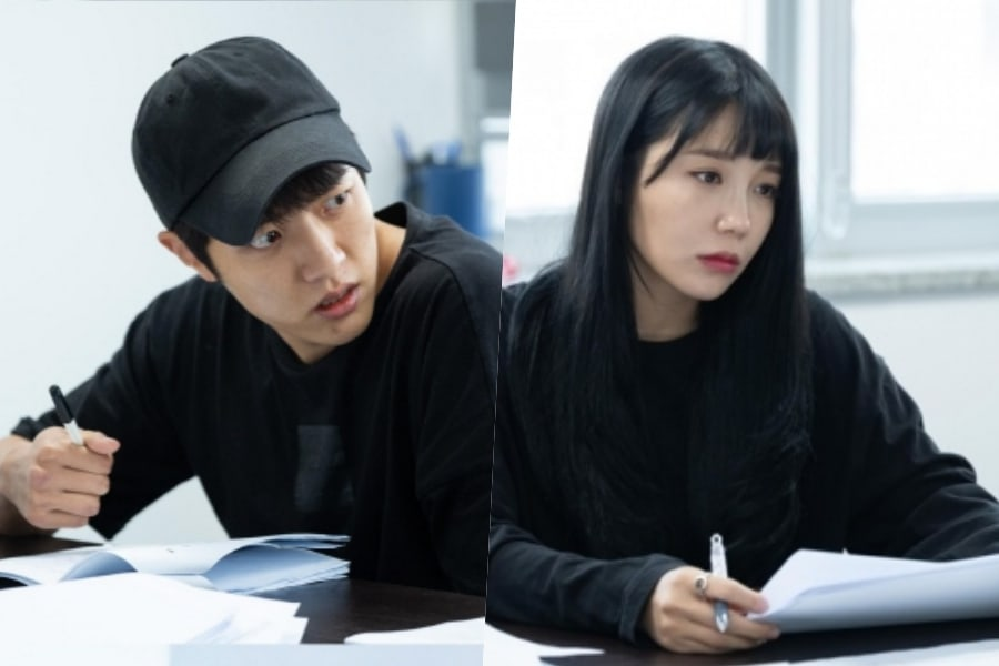 Sungyeol de INFINITE y Jung Eun Ji de Apink asistieron a la lectura de guión para próxima película de terror