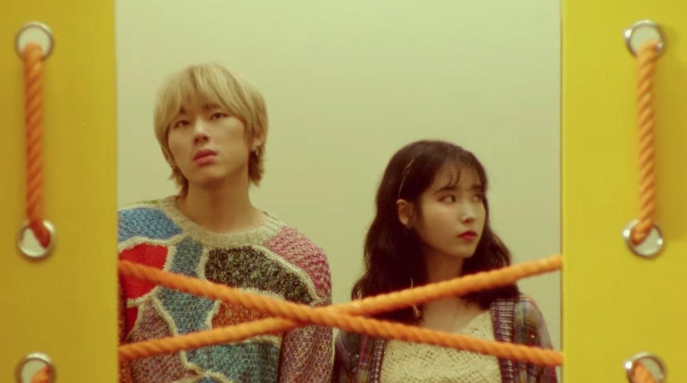 Zico y IU cantan sobre encontrar a su alma gemela en su esperado MV de colaboración