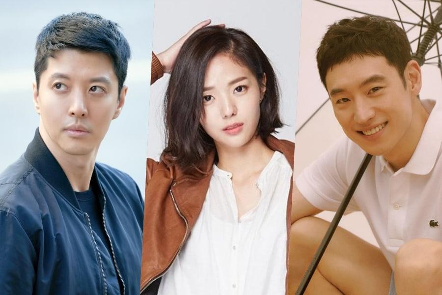 Lee Dong Gun confirma su aparición en el próximo drama con Lee Je Hoon