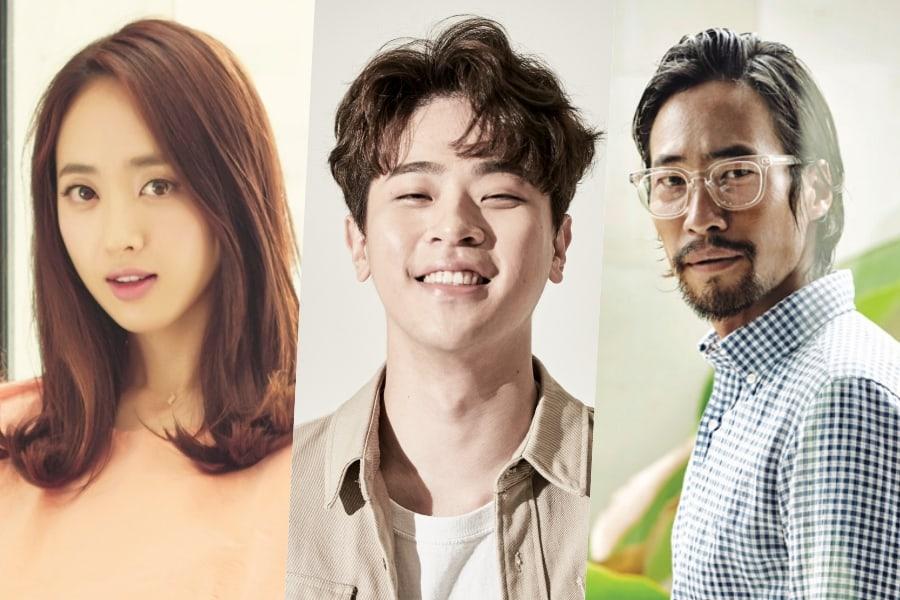 """Kim Min Jung en conversaciones para unirse a Park Jung Min y Ryu Seung Bum en """"Tazza 3"""""""