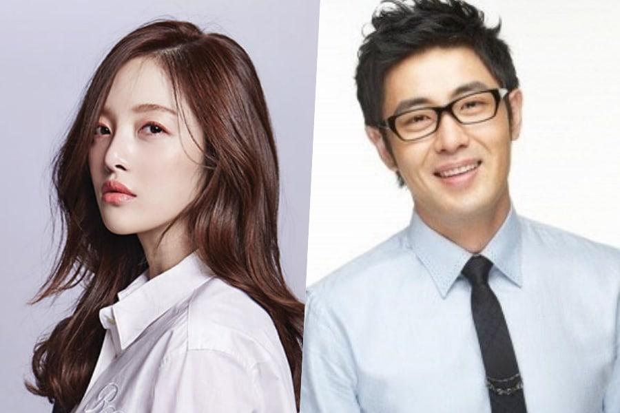 Hwang Bo Ra habla sobre la posibilidad de casarse con el actor Cha Hyun Woo