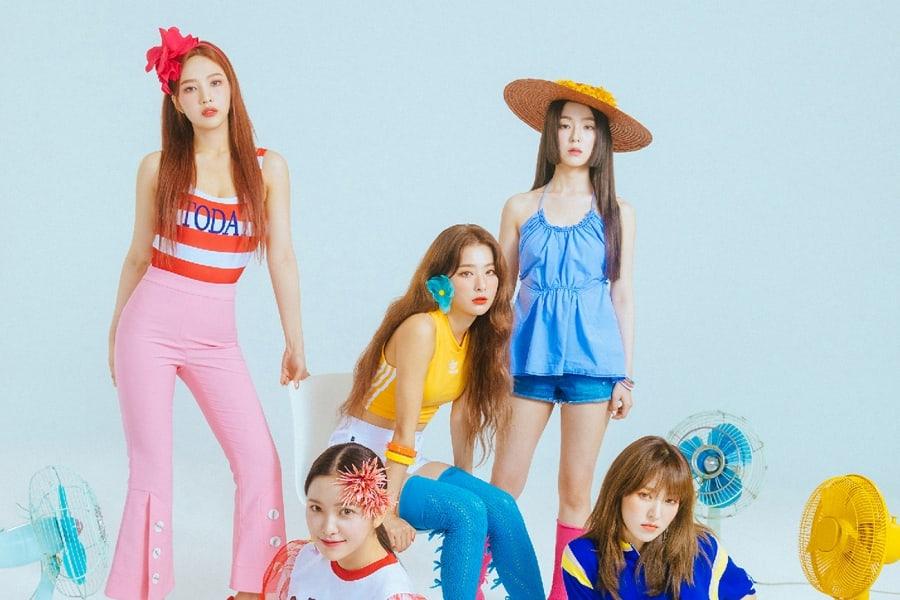 """Red Velvet habla sobre cantar por primera vez su nueva canción """"Power Up"""" en su próximo concierto en solitario"""