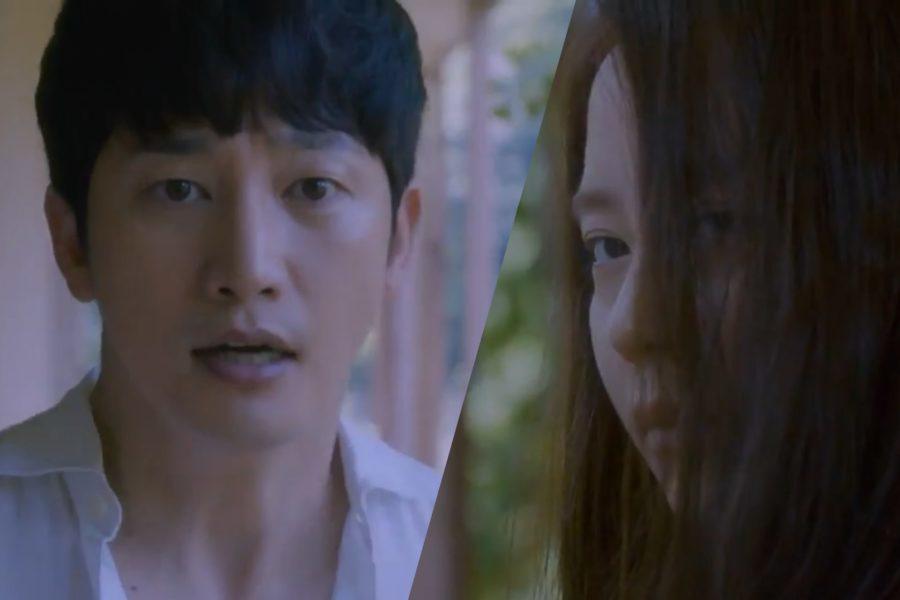 """Park Shi Hoo y Song Ji Hyo protagonizan inquietante y emocionante teaser para """"Lovely Horror-vely"""""""