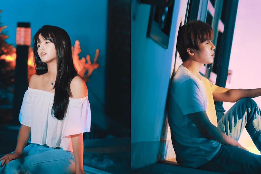 "Jinho de PENTAGON comparte lindo cover de ""We Don't Talk Anymore"" con Sorn de CLC"