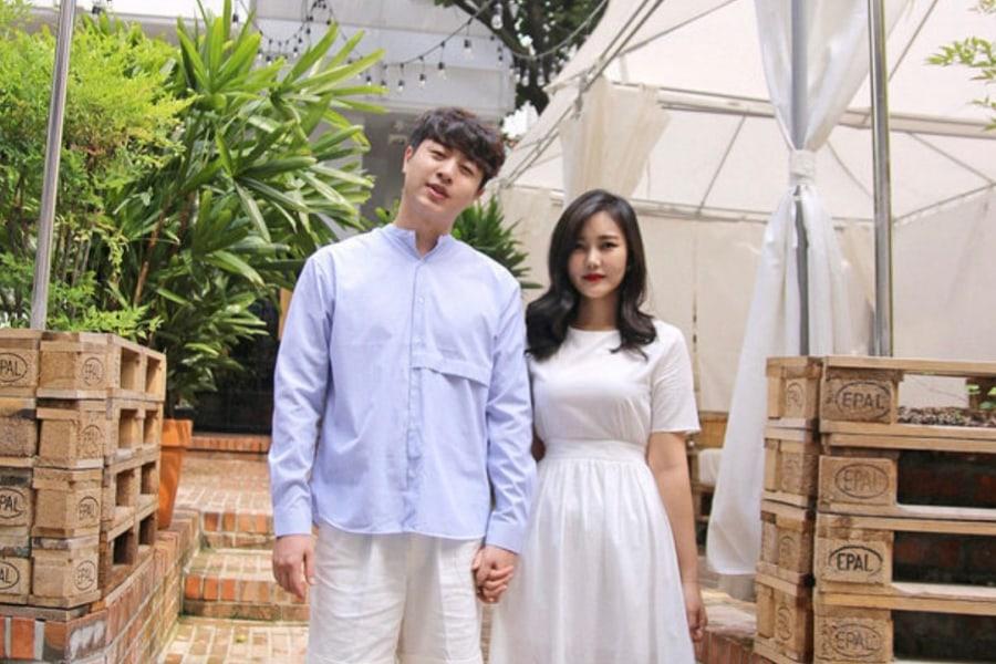 El comediante Yoo Sang Moo y Kim Yeon Ji establecen la fecha de la boda