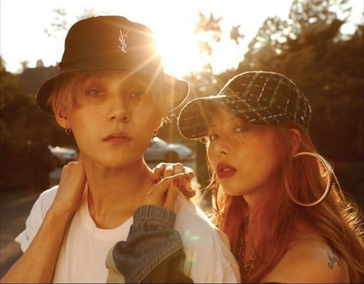 Cube Entertainment responde a los informes de citas entre HyunA y E'Dawn de PENTAGON