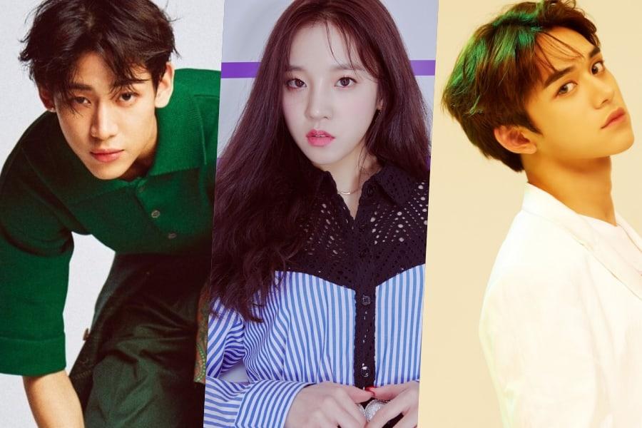 """BamBam de GOT7, Yuqi de (G)I-DLE, Lucas de NCT y más aparecerán como invitados en """"Ask Us Anything"""""""