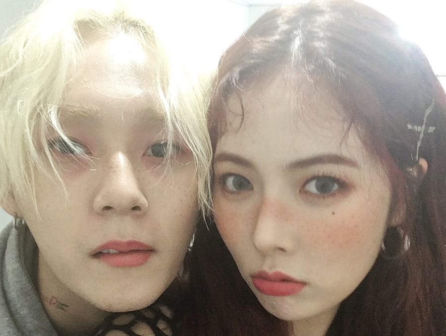 [Último minuto] HyunA y E'Dawn confirman su relación