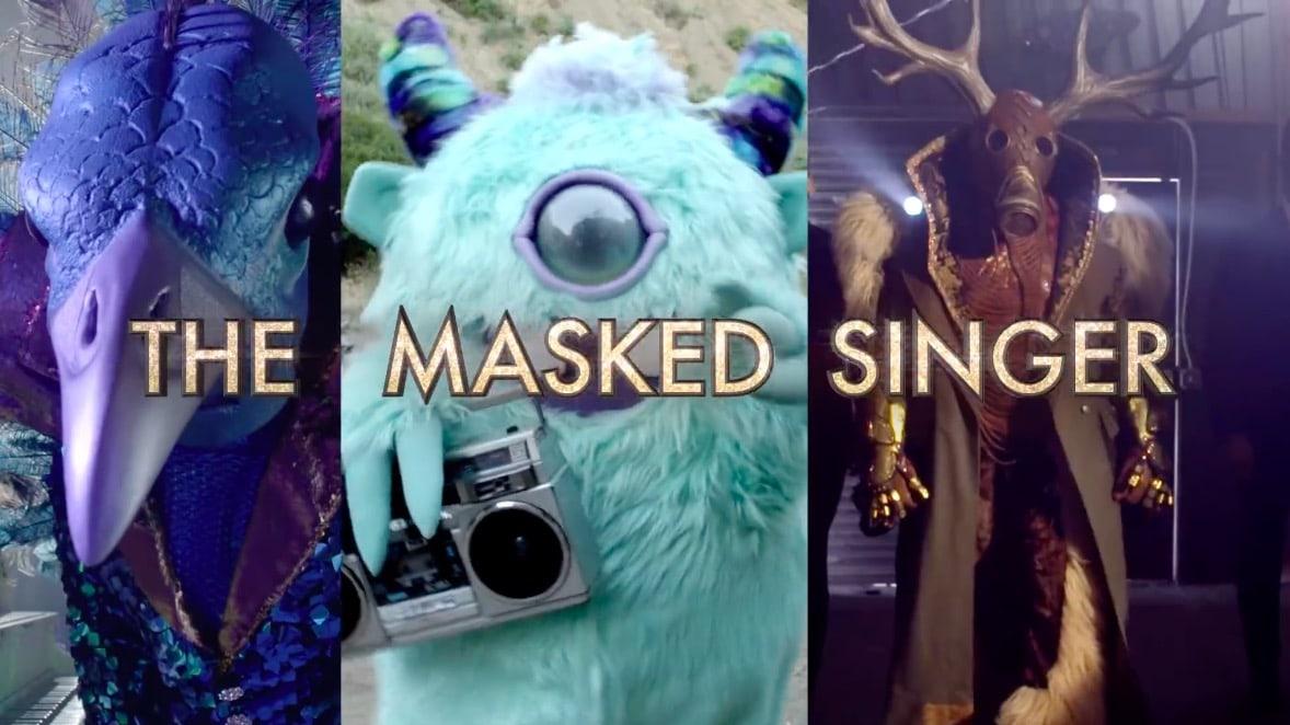 """La versión estadounidense de """"The King Of Masked Singer"""" revela primer trailer con disfraces elaborados y más"""